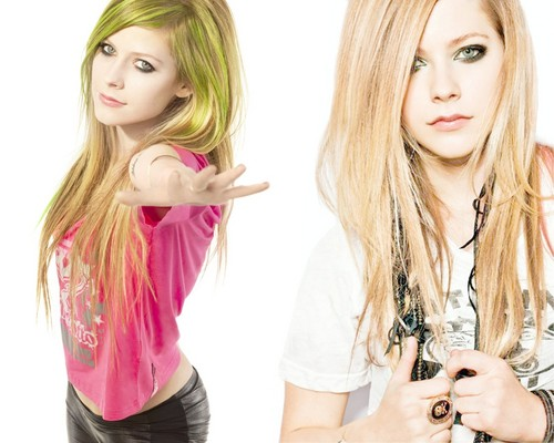 Avril Lavigne wallpaper with a portrait titled Avril Lavigne