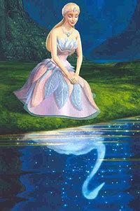 Barbie in schwan Lake