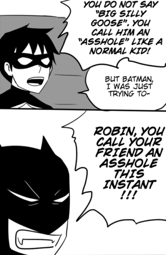 Bats' twisted mind part 2