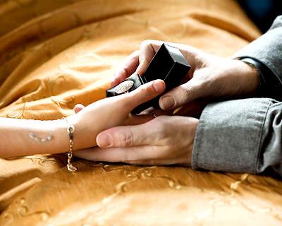 Bella's Wedding Ring