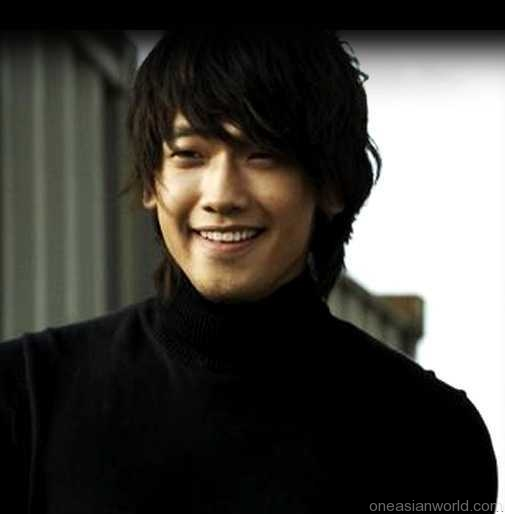 Korean Actors and Actresses Bi Rain