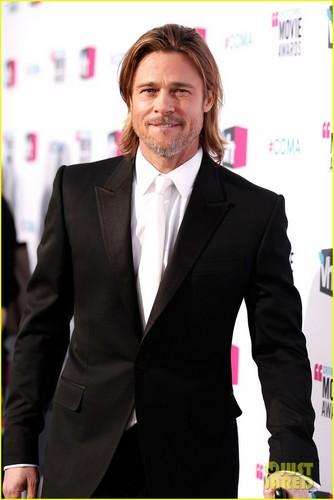 Brad Pitt - Critics' Choice Awards 2012