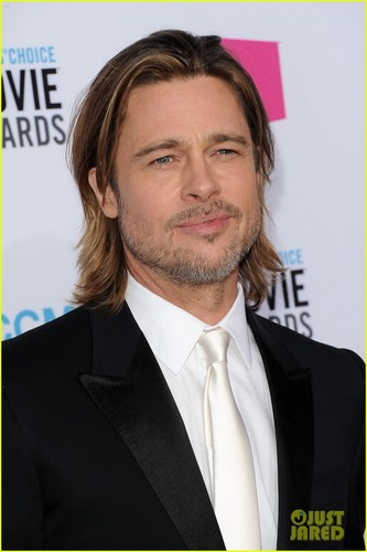 Brad Pitt - Critics' Choice Awards 2012
