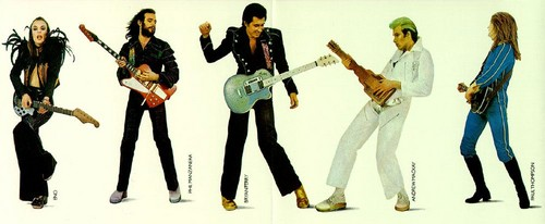 Roxy Music ~ For Your Pleasure - the-70s Photo