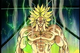 Broly - dragon-ball-z Photo