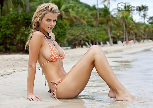 Bikinis images Brooklyn Decker wallpaper and background photos
