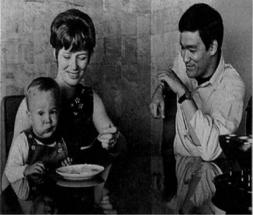 Bruce,Linda+Brandon