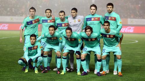 CA Osasuna (1) v FC Barcelona (2) - Copa del Rey
