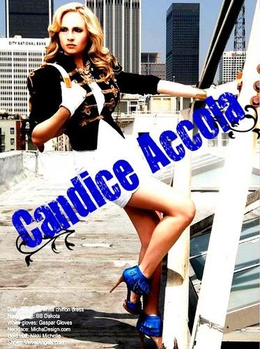 Candice Accola
