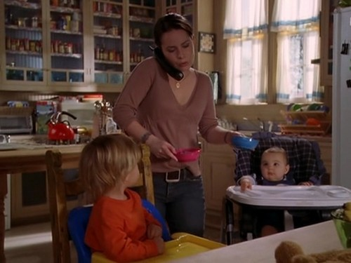 Charmed - 7x19 - Freaky Phoebe - jason-and-kristopher-simmons    Charmed Phoebe And Jason