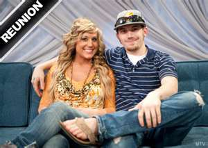 Chelsea and Adam From Teen Mom