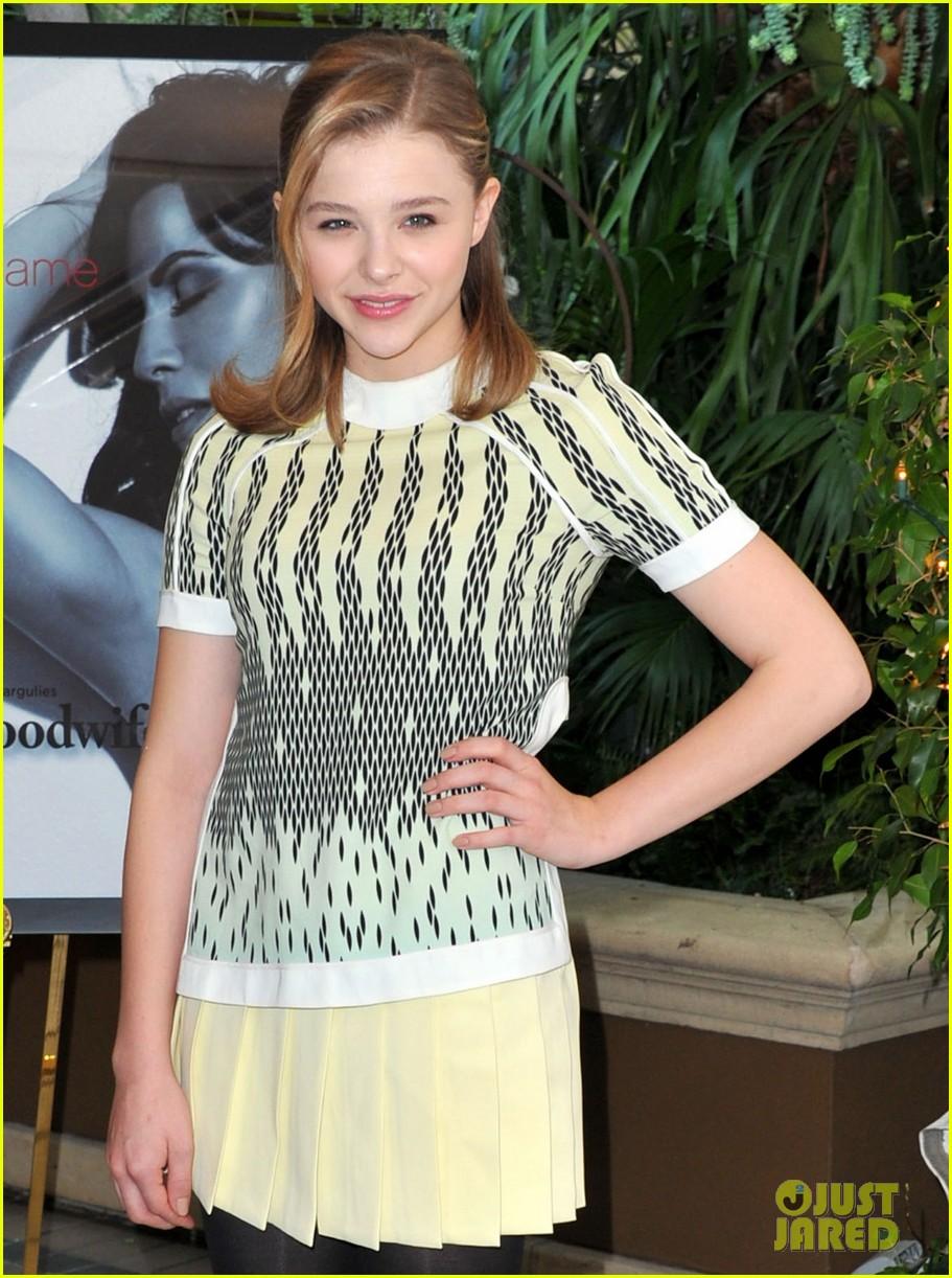 Chloe Moretz: AFI Awards 2012 Red Carpet