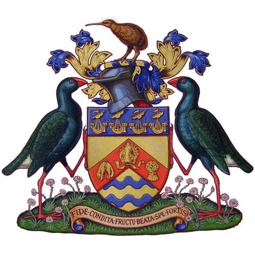 Christchurch کوٹ Of Arms