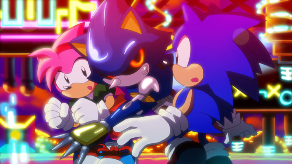 Sonic O Ouriço Imagens Collision Chaos Hd Wallpaper And Background