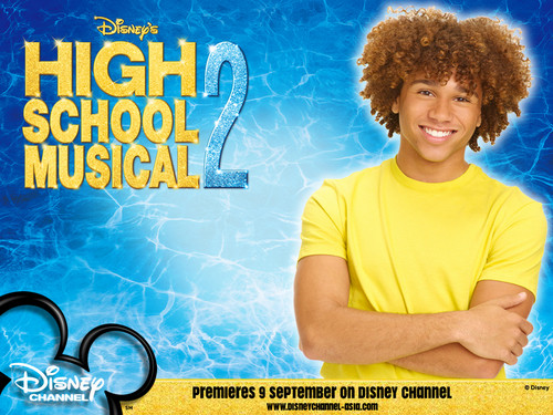Movies & T.V Shows images Corbin Bleu in High School ...