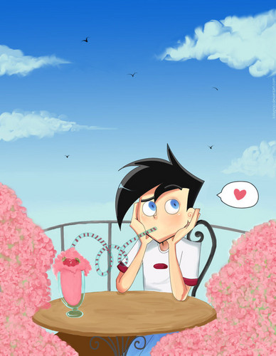 Danny in spring - danny-phantom Photo