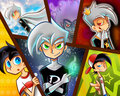 Danny wallpaper - danny-phantom wallpaper