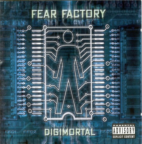Fear Factory wallpaper entitled Digimortal
