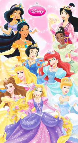 disney Princess perfil Pictrue