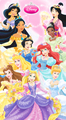 Disney Princess profaili Pictrue