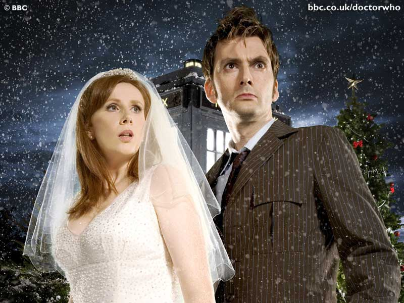 doctor who rencontre donna