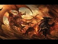 Drachen Fight