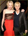 Ellen DeGeneres & Portia de Rossi - People's Choice Awards 2012