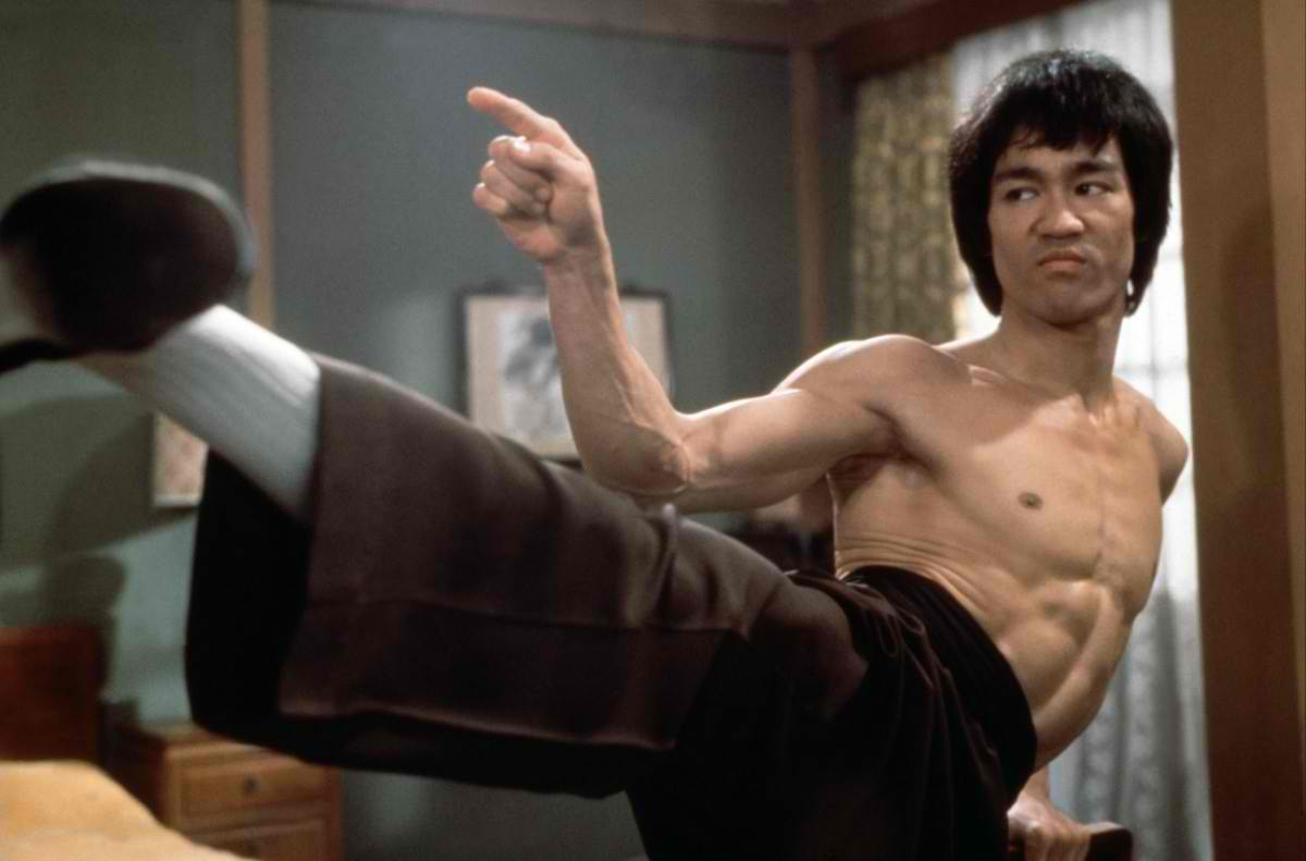 bruce lee the