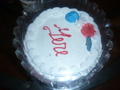 Extra birthday cake