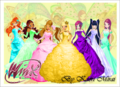Fan art-winx. - the-winx-club fan art