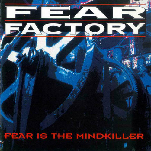 Fear Factory Hintergrund containing Anime entitled Fear Is The Mindkiller