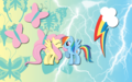 FlutterDash Wallpaper - flutterdash photo