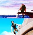 Flynn/Eugene & Quasimodo