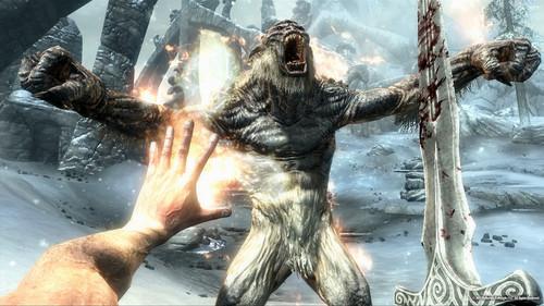 Frost Troll Fight