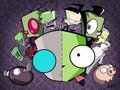 GIR IS ADORABLE! - invader-zim wallpaper