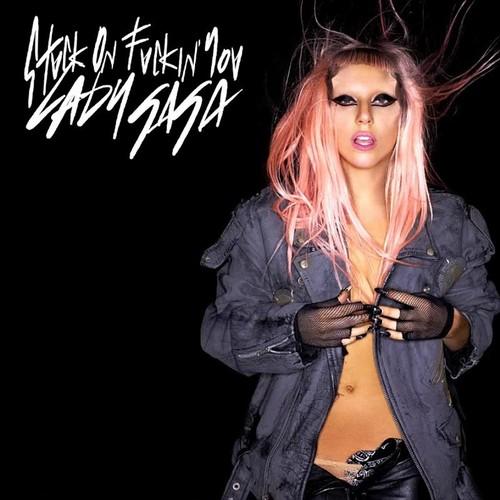 Gaga photoshoot for born this way