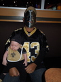 Game Face - new-orleans-saints photo
