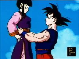 Goku awakes