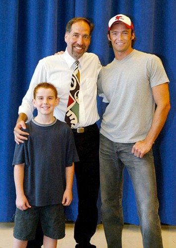"HUGH JACKMAN ""The Boy from Oz"" – First Rehearsal"