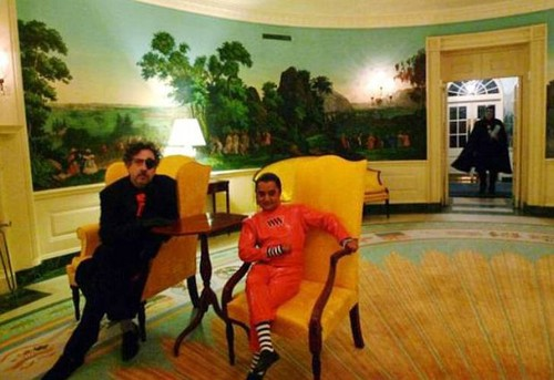 Hallowen with Obama