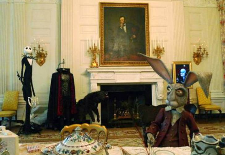 Hallowen with Obama