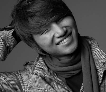 Hansome Korean Man