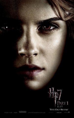 Hermione Close up