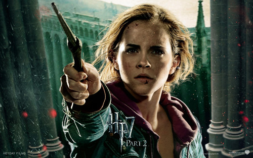 Hermione in DHP2