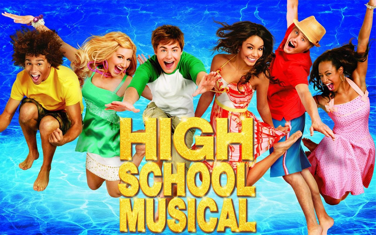 high school musical la pelicula para ver: