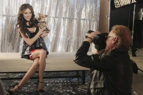 Hilarie burton On lâu đài Tv series episode 4x13 promos