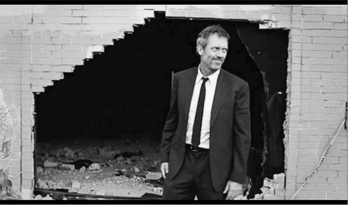Hugh Laurie- Photoshoot 'Let Them Talk'.