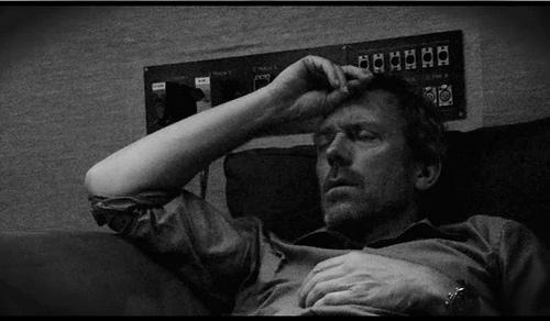 Hugh Laurie- Photoshoot 'Let Them Talk'.
