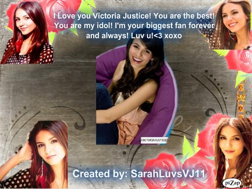 I upendo wewe Victoria! <3 This image created kwa me!