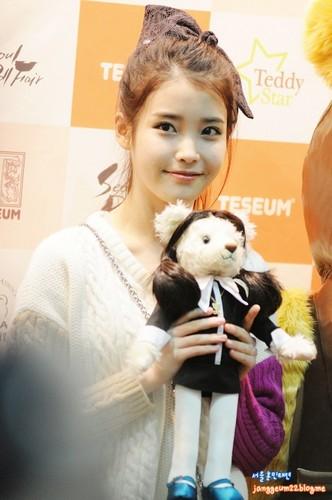 iu @ Seoul Doll Fair